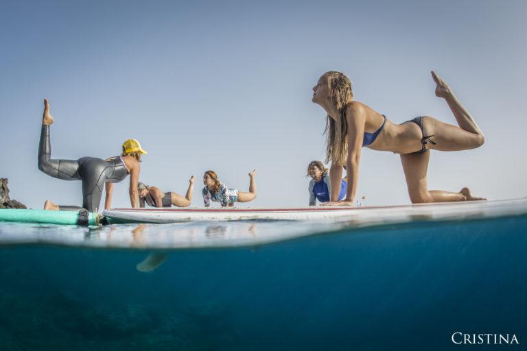 yogasup en lanzarote puerto del carmen