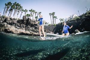 retiro Paddle surf en puerto del carmen (SUP)
