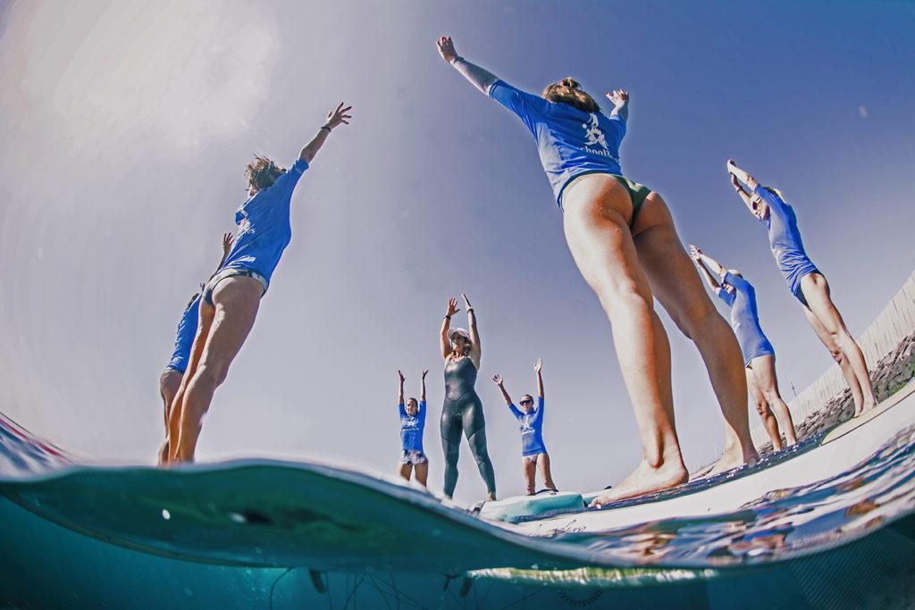 yogasup lanzarote, canary islands