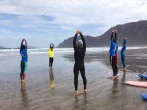 surf in famara
