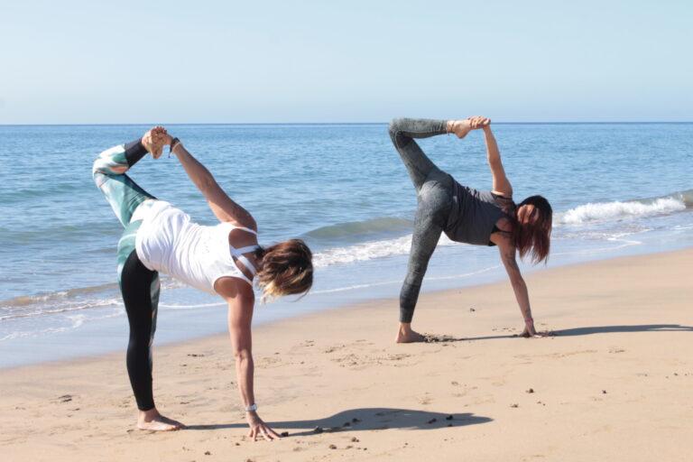 yoga class lanzarote