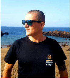 instructor de buceo lanzarote
